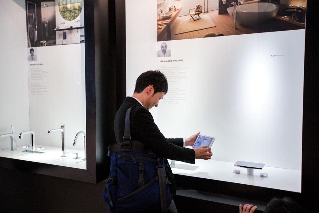 Wasser im Netz 2016 Hansgrohe sucht Ideen