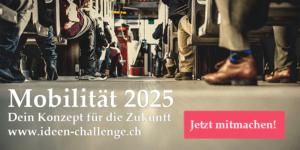 Die Mobilität der Zukunft gestalten und50000 CHF gewinnen