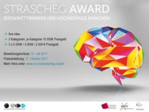 Infos zum Strascheg Award 2017