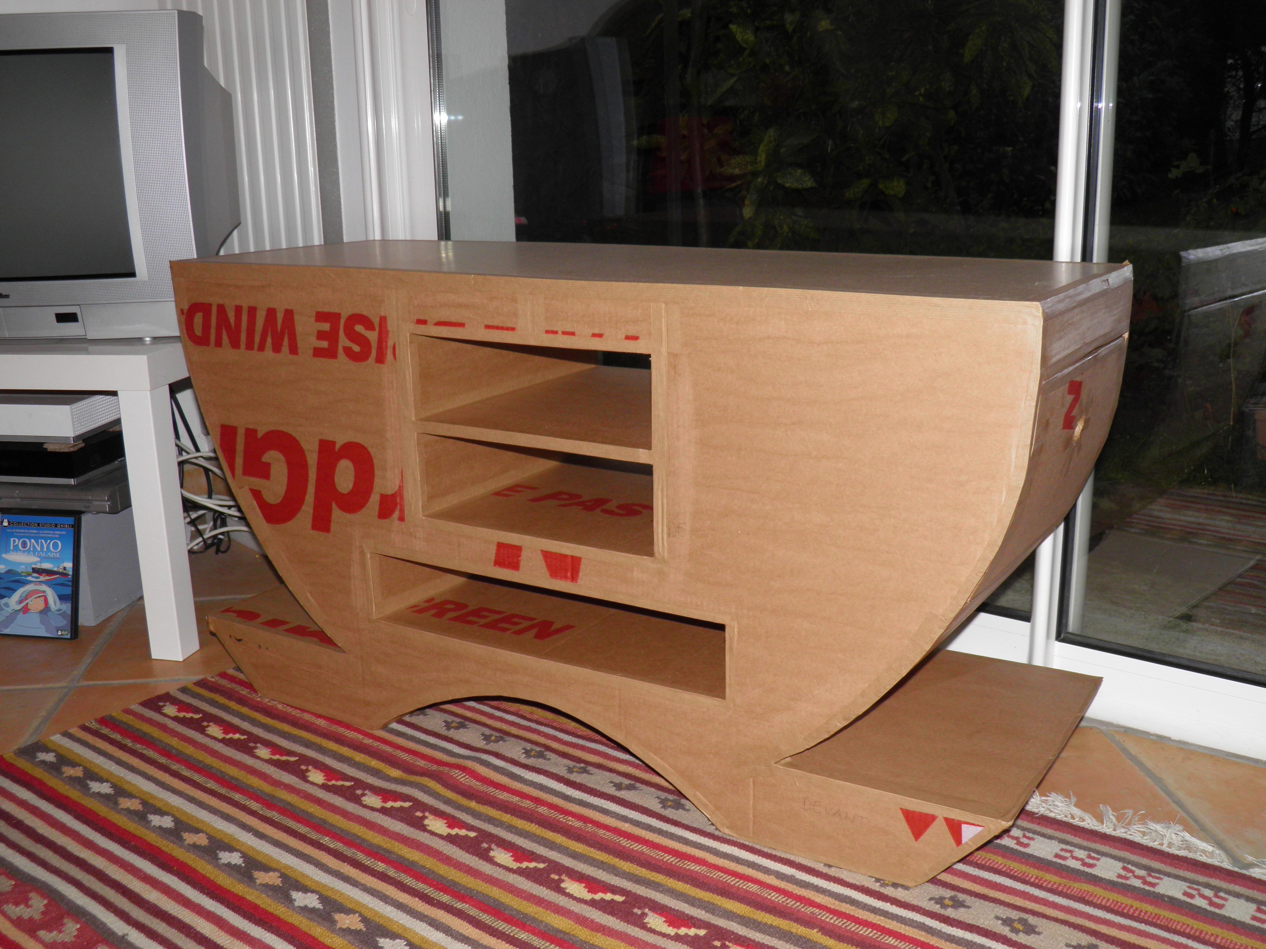 le montage d un meuble le meuble tv