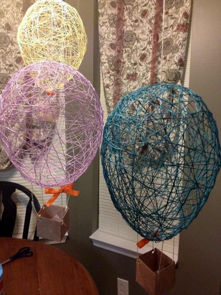 Ides Impressionnant De Bricolage Facile Avec Des Ballon