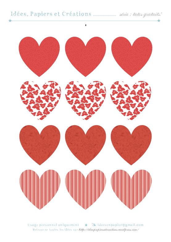 Dco Saint Valentin Facile Ides Papiers Et Crations