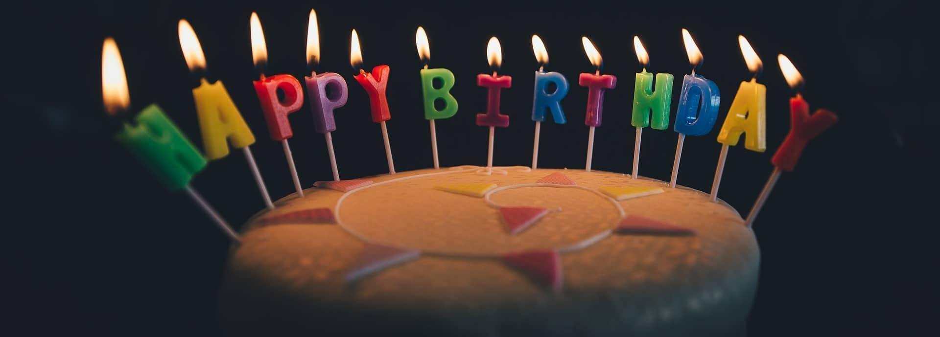 invitation a un anniversaire message