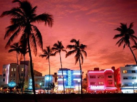 Miami e Miami Beach 2 mete calde per l'inverno