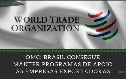 Atualidades para o CACD: OMC e o Brasil