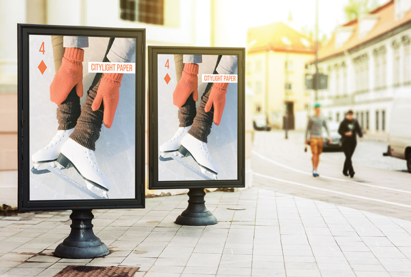Storformat Plakater