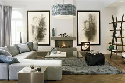 model living room 2014 modern
