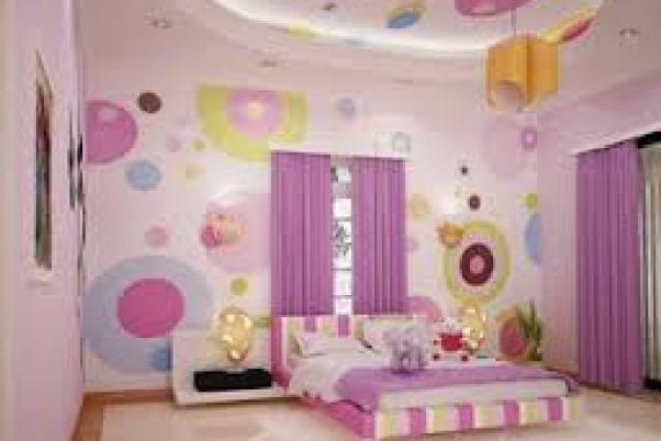 model dormitor pt copii