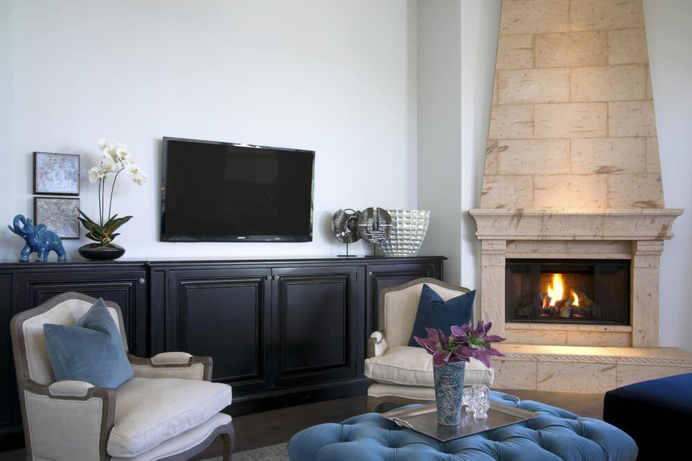modern living room super