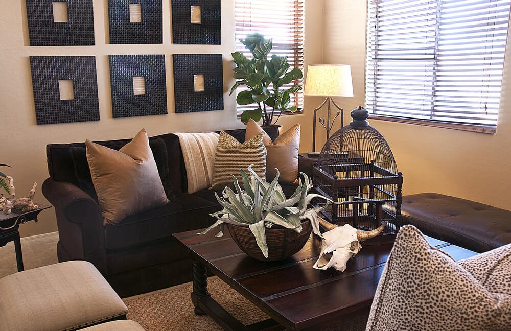 amenajare living room contemporan