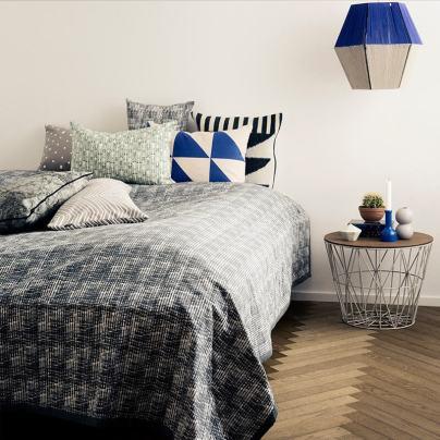 dormitor modern luminos
