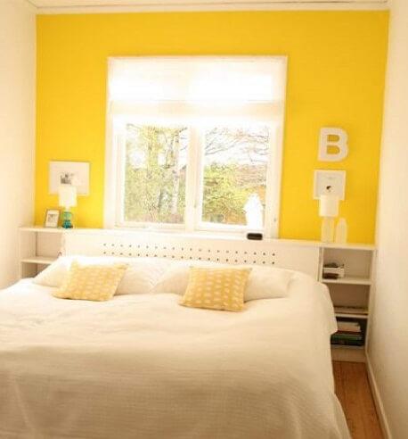 galben dormitor