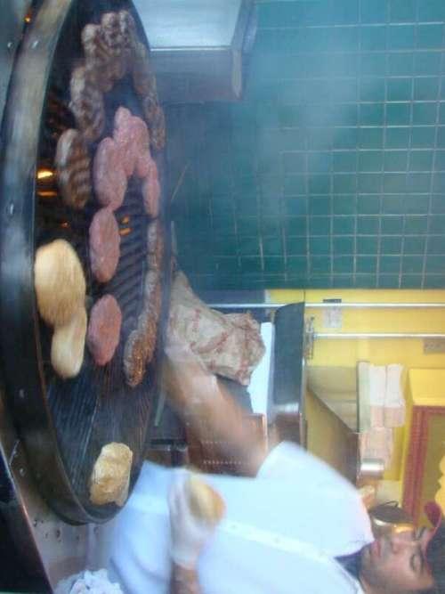 Hambúrgueres Sausalito