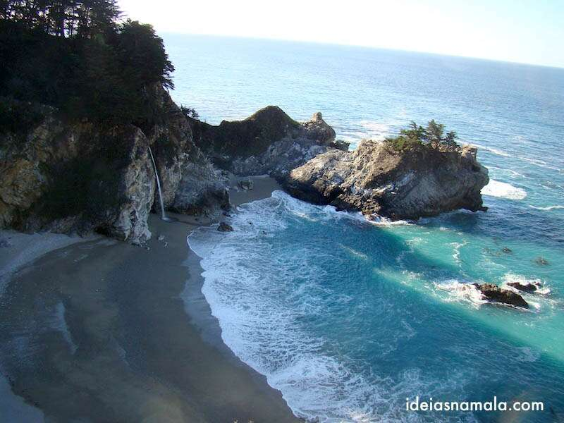 Pfeiffer Burns State Park - Big Sur