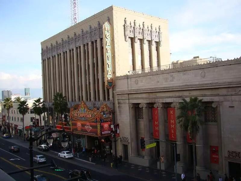Hollywood & Highlands