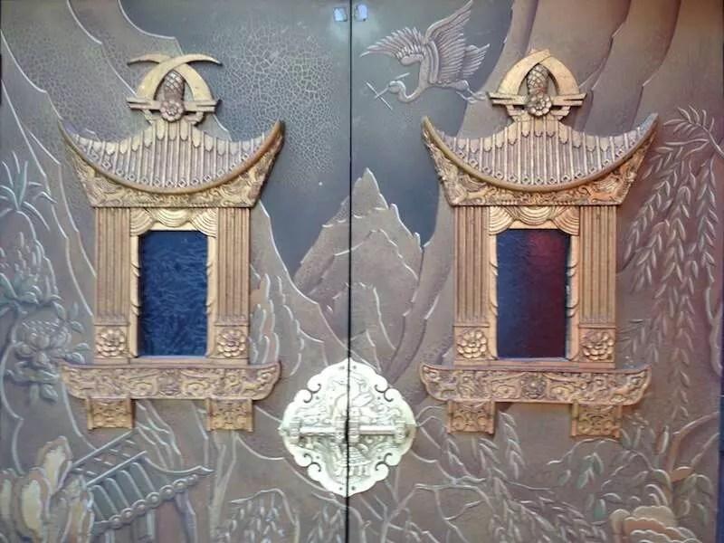 Porta do Grauman's Chinese Theatre