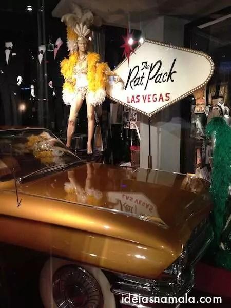 Carro no Hollywood Museum
