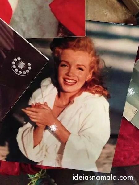 Marliyn Monroe no museu de Hollywood