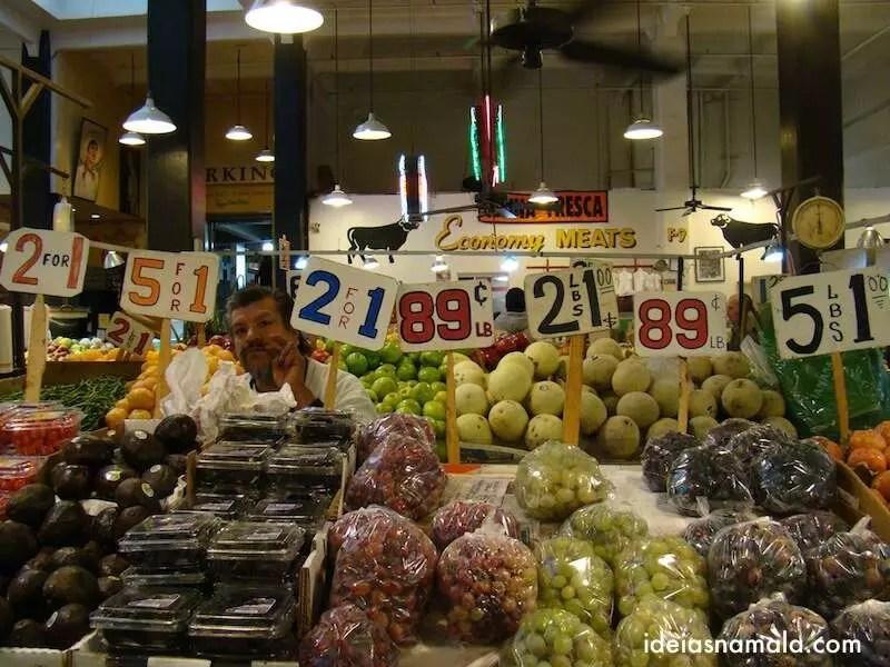 Mercado Central - Los Angeles