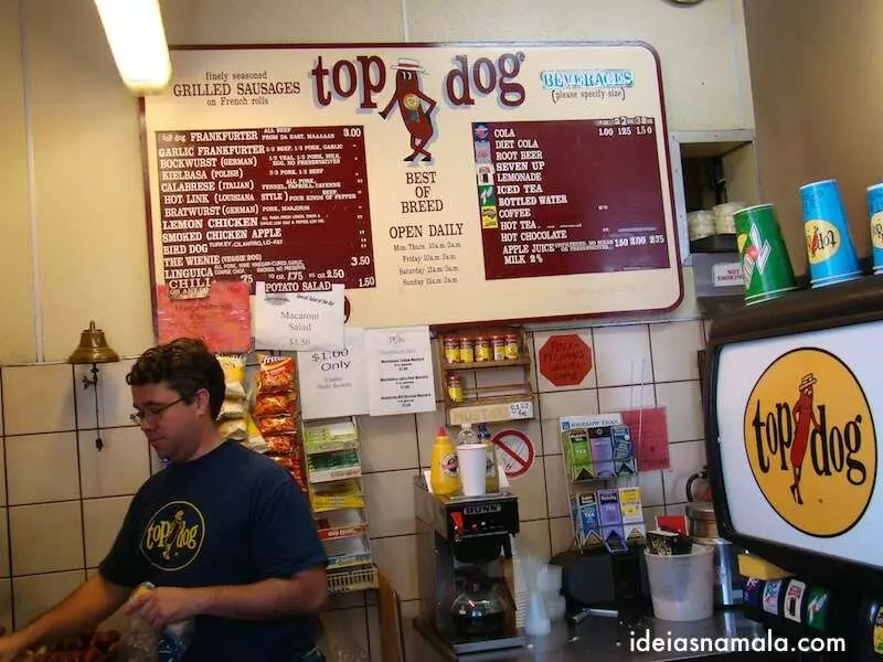 Top Dog - Berkeley