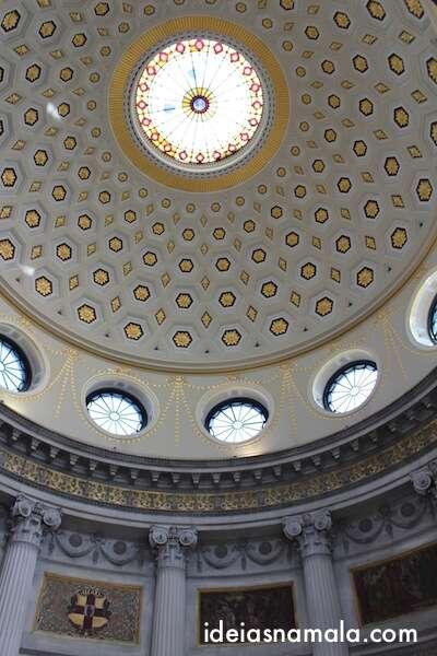 cúpula do City Hall - Dublin
