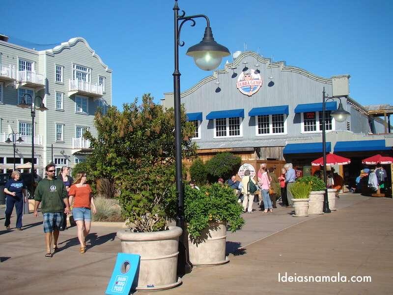 Bubba Gump Monterey