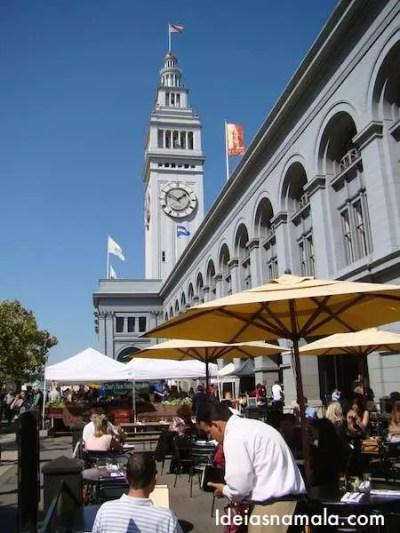 Markets Bar - Ferry Building