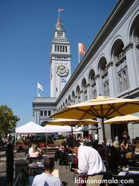 Markets Bar - Ferry Building