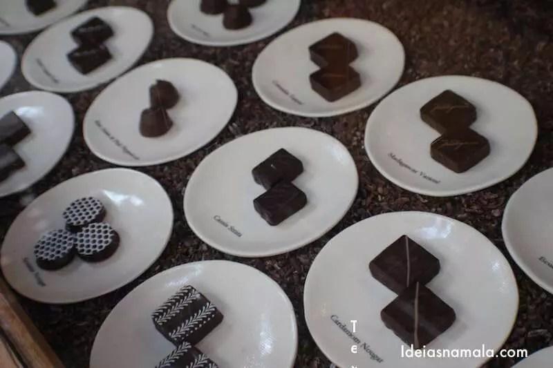 Chocolates Rechiutis