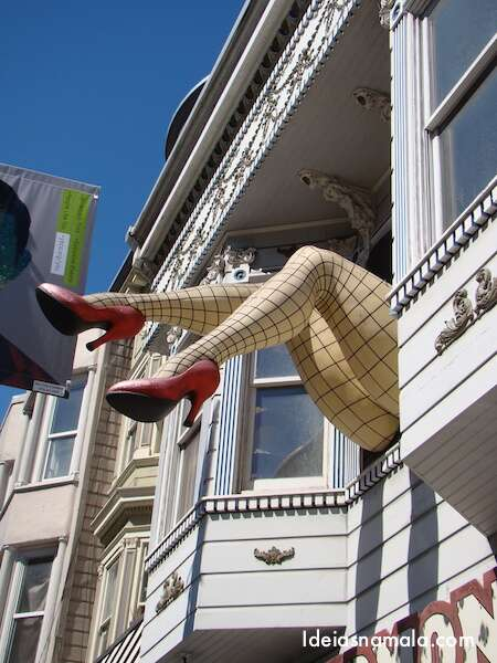 Haight Street - San Francisco
