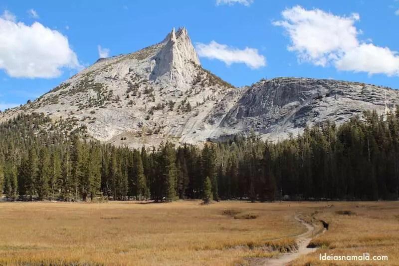 Toulumne Meadows - Yosemite