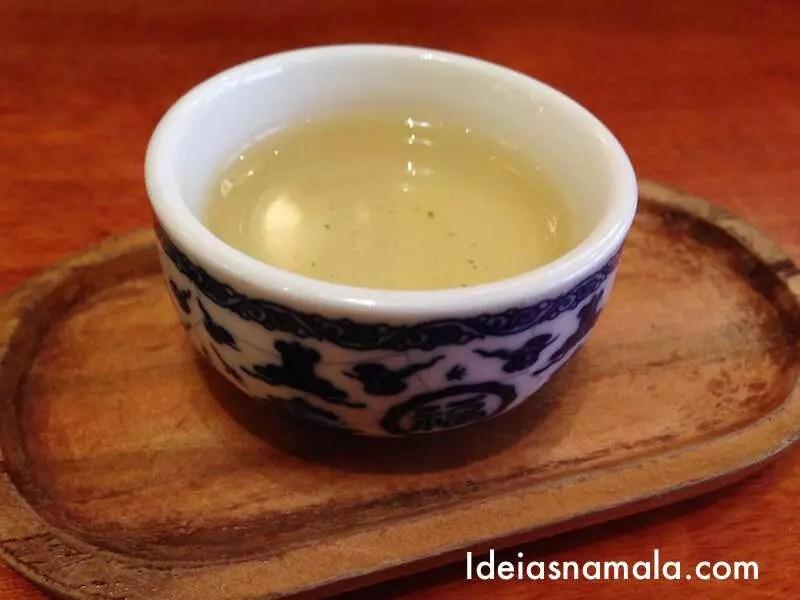 Chá em Chinatown - San Francisco