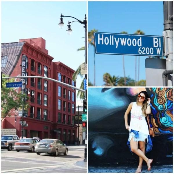 Hollywood - Roadtrip pela Califórnia