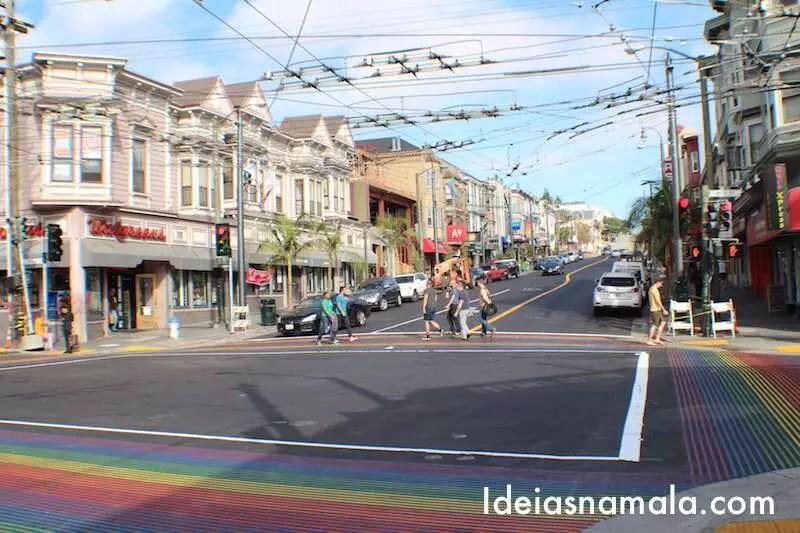Castro street public sex