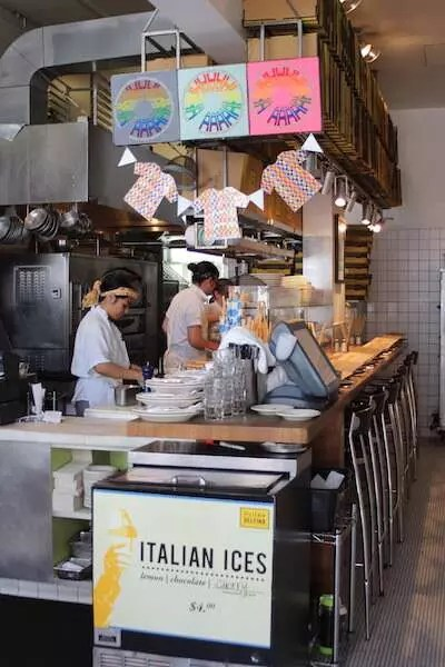 Pizzaria Delfina - San Francisco