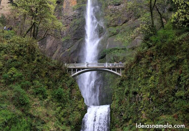 Multonamah Falls