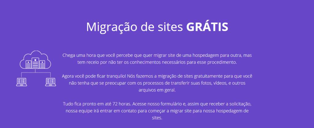 migracao site