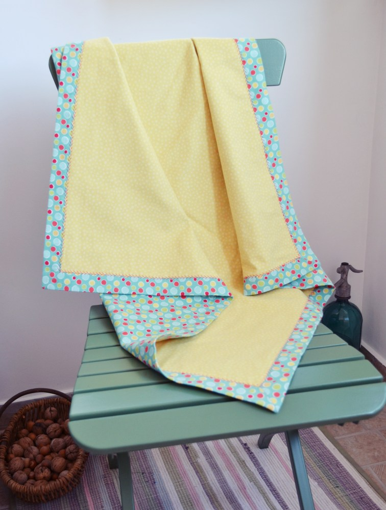 Soft baby blanket (5/5)