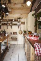 Interioare de vis din cabane rustice de lemn 21