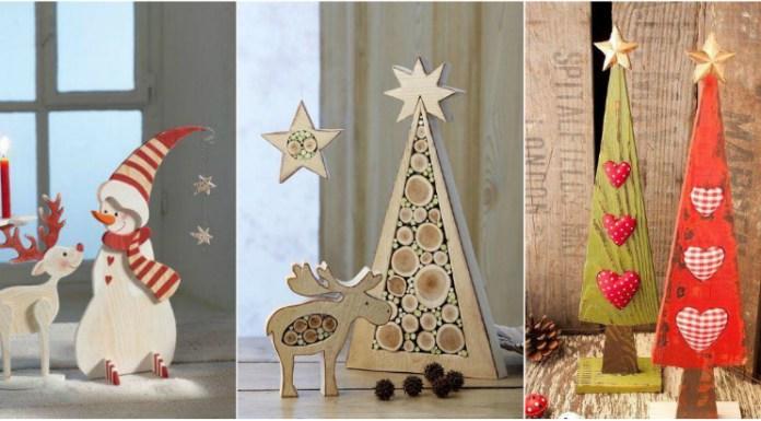 ornamente realizate din lemn
