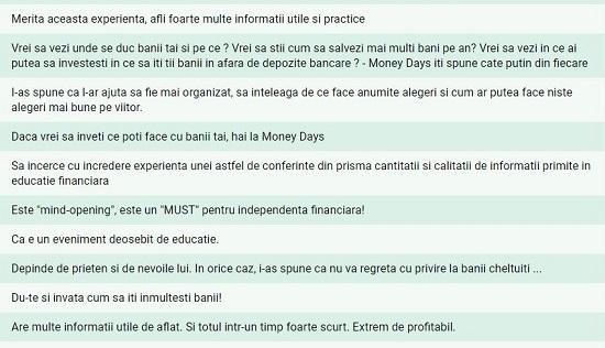 Money Days feedback 2_1