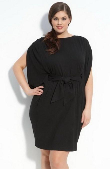 model baju busana pakaian orang wanita gemuk