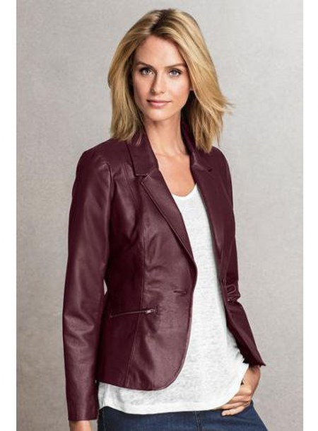 womens-capture-leather-blazer