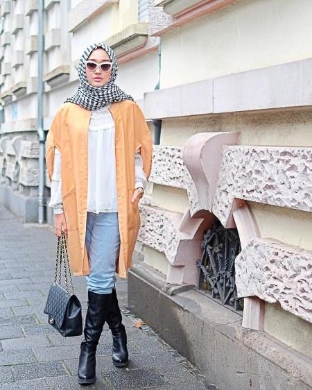 Style hijab dian pelangi