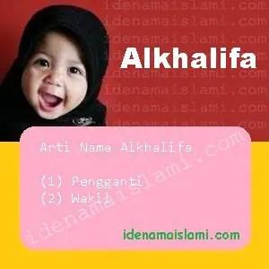 arti nama alkhalifa