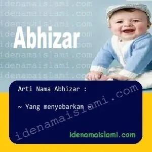 arti nama Abhizar