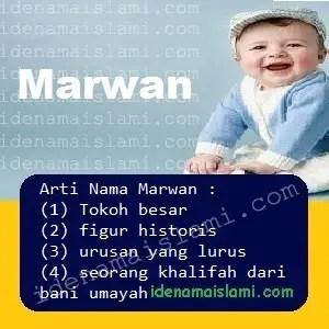 arti nama Marwan