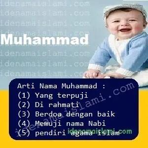 arti nama Muhammad