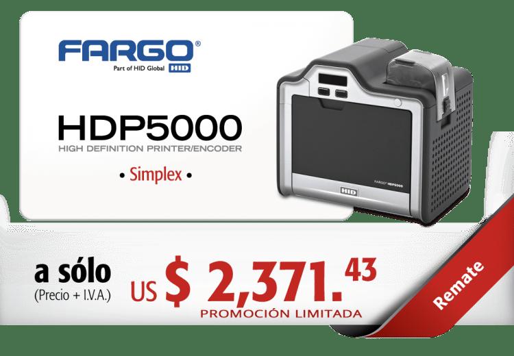 REMATE-FARGO-HDP5000-SIMPLEX