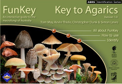 FunKey: Key to Agarics